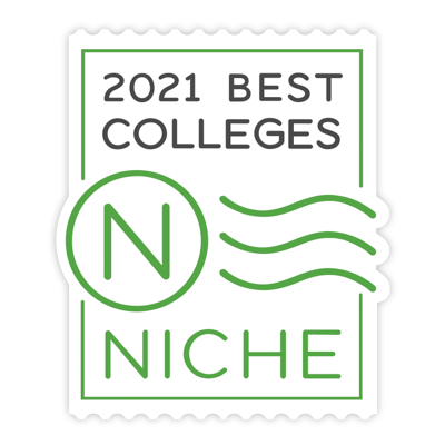 2021 Niche Best Colleges