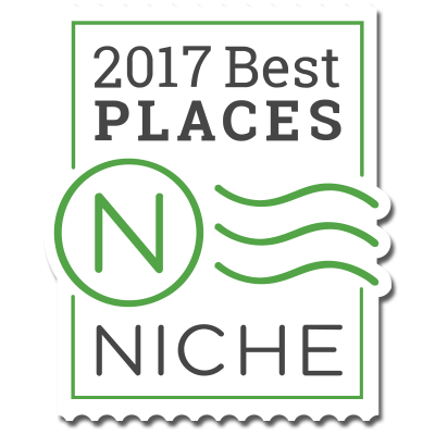 2017 Niche Best Places to Live