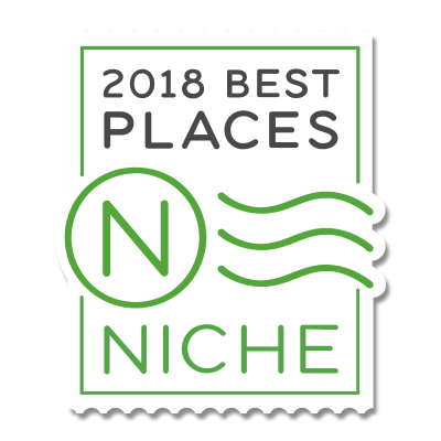 2018 Niche Best Places to Live