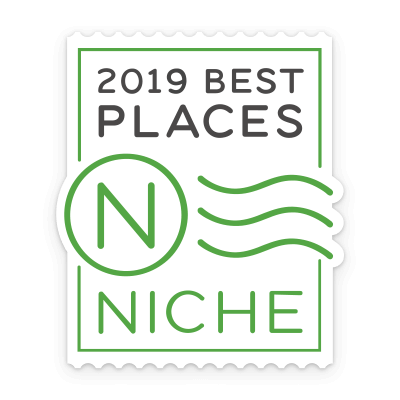 2019 Niche Best Places to Live